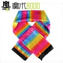 Scarf Changing Color