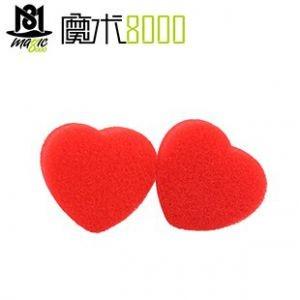 Sponge Two Lovely Hearts