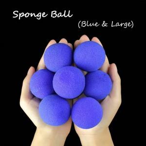 Sponge Ball -- Blue(4.5cm)