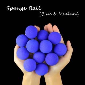 Sponge Ball -- Blue(3.5cm)