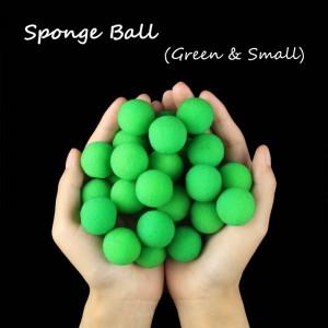 Sponge Ball -- Green(2.5cm)
