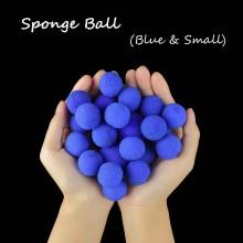 Sponge Ball -- Blue(2.5cm)