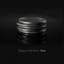 Morgan Half Silver