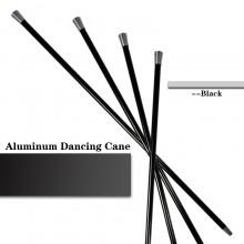 Aluminum Dancing Cane—Black