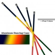 Aluminum Dancing Cane—Four Color