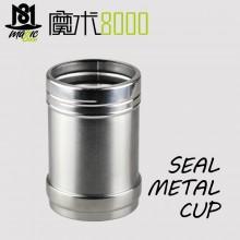 Seal Metal Cup
