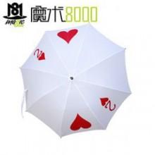 Umbrella finding Card