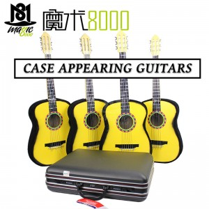 Case Appearing Guitars