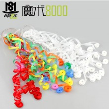 Plastic Throw Streamers