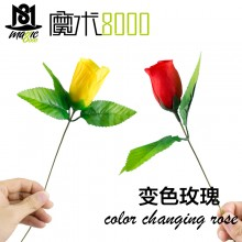 Color Changing Rose