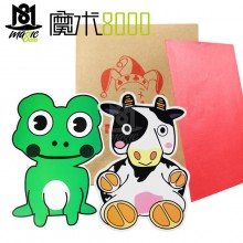 Magi Cow and Frog