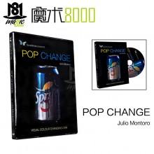 POP CHANGE