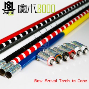 New Arrival Torch to Cane(Wrapped cotton)